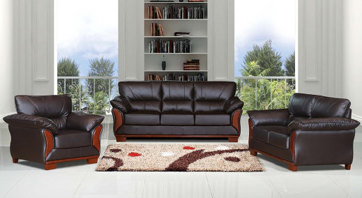 living room furniture, sofa set